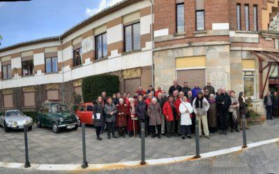 I Paseo Solidario con los Residentes de la Misericordia de Pamplona (fotos)