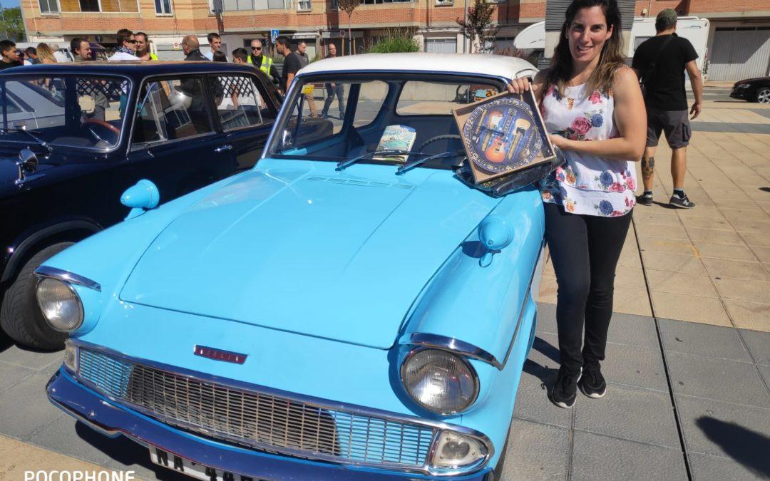 El Ford Anglia, premio al coche más bonito en el Rock & Roll & Friends 2019