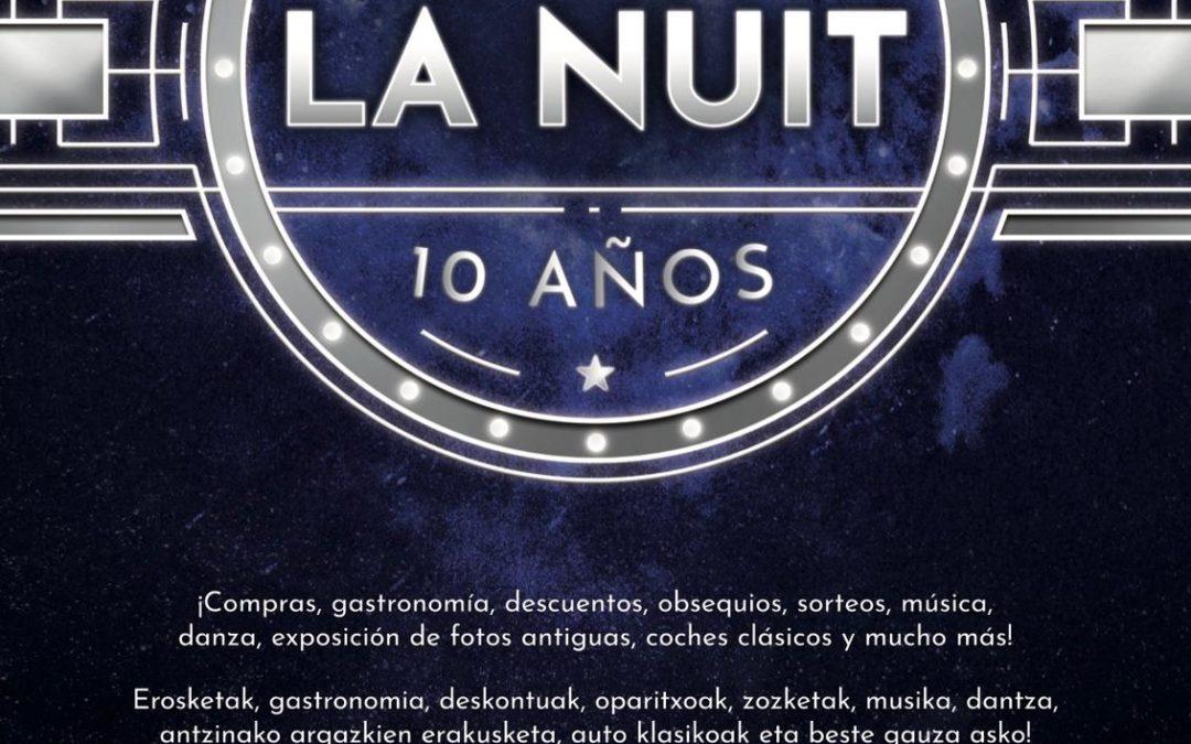 Concentración Ensanche La Nuit