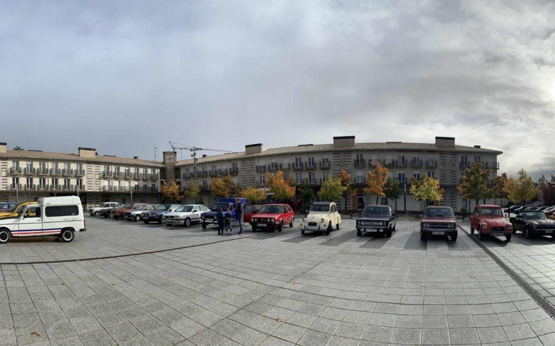 Concentración Salida Cizur 09/11/2019 (fotos y vídeo)