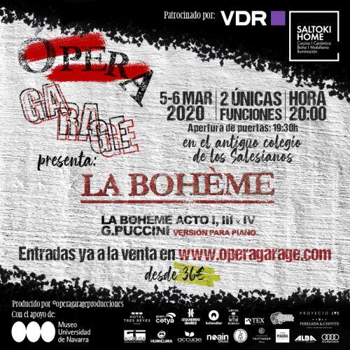 Colaboración con el proyecto Ópera Garage