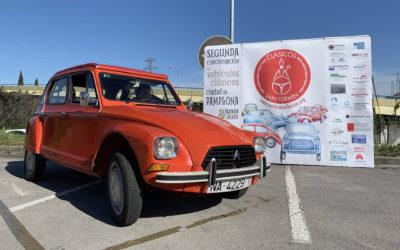 Los coches de nuestros socios: Loli y su Citröen Dyane 6 de 1979