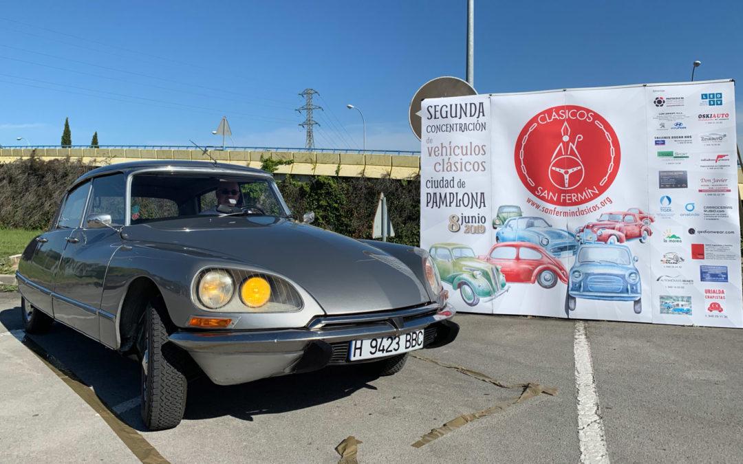 Los coches de nuestros socios: Jesús Mari y su Citröen DS21 de 1970 «La Diosa»