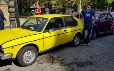 Los coches de nuestros socios: Íñigo y su Seat 128 1.2 Sport 3P de 1978